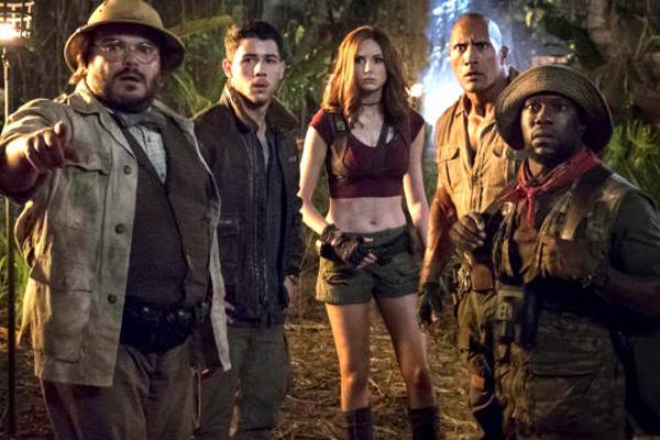 Jumanji – Benvenuti nella giungla: Hollywood non accetta la parità dei sessi?
