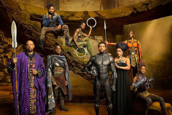Black Panther: la forza femminile domina Wakanda