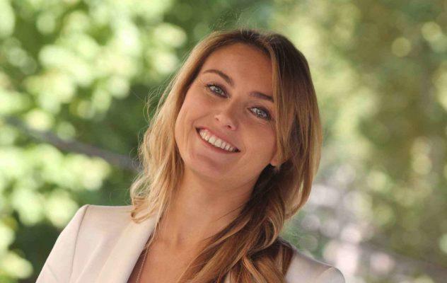Sabrina Scampini in Tv: