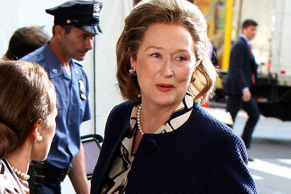 Meryl Streep The Post Katharine Kay Graham
