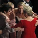 Time's Up agli Oscar 2018