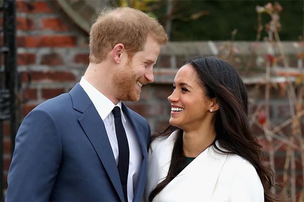 Matrimonio reale di Harry e Meghan