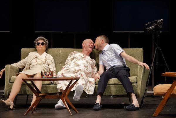 Delitto e Castigo nella versione di Konstantin Bogomolov al Teatro Argentina di Roma