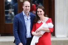 Kate Middleton, l'outfit dopo il parto del terzo Royal Baby