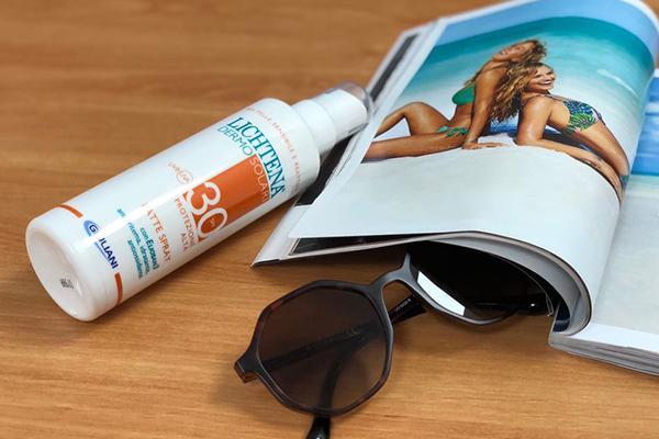 Pelle sensibile al sole? Proteggila con la linea Lichtena® DERMOSOLARI