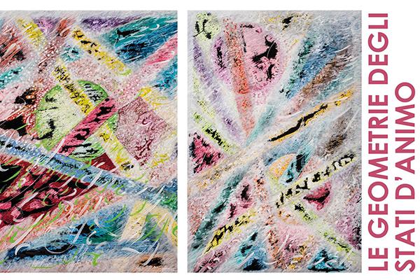 Mostre a Roma: Le geometrie degli stati d'animo di Maria Camilla Pallavicini in mostra a Galleria Vittoria