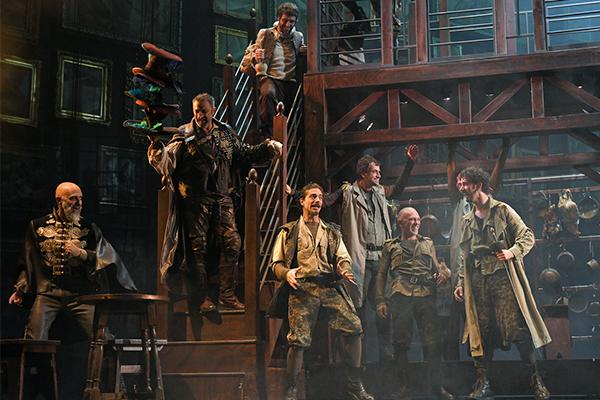 Teatro Eliseo di Roma Cyrano di Bergerac