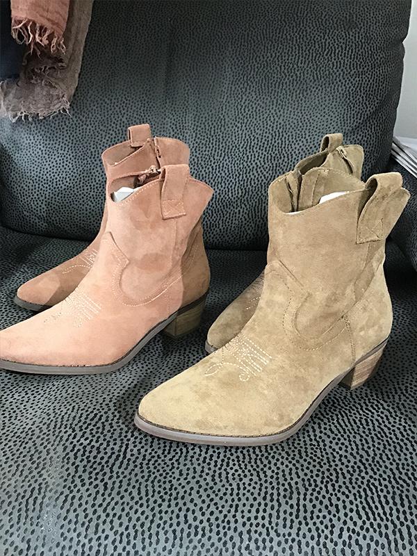 Femeia Fashion Kevät 2020 Lyhytvartiset bootsit