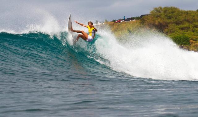 STEPHANIE GILMORE Consiguió su sexto título de Campeona Mundial De Surf