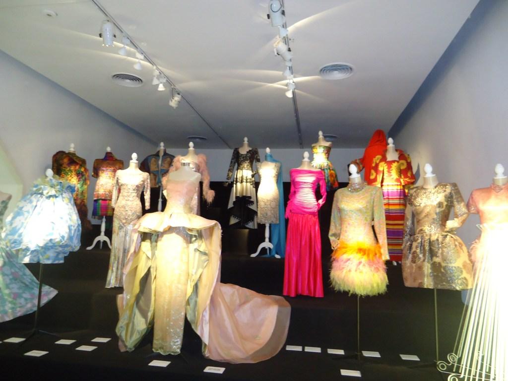 Gino Bogani es el referente de la moda Alta costura en la Argentina