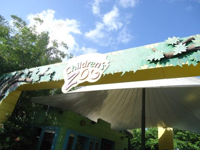 Zoo para chicos en Miami