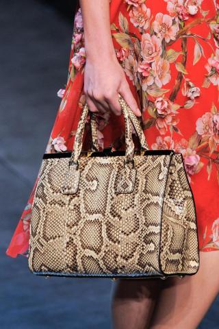 Carteras de moda Verano 2014 pasarelas Milan