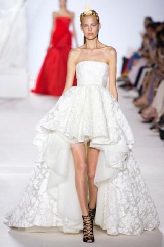 Giambattista Valli Haute couture verano 2014