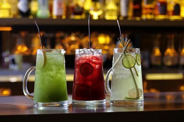 Domingos en Osaka: cocktails en jarras para compartir en sus terrazas
