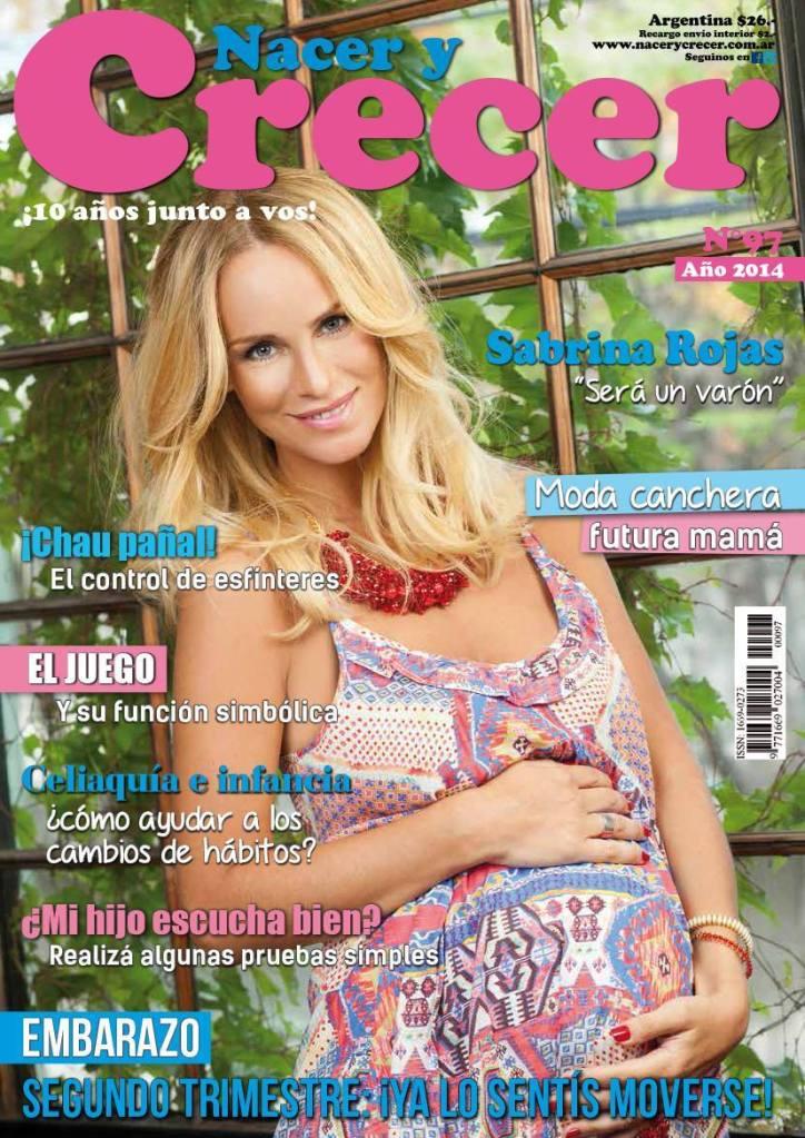 «Instinto Materno», Revista Nacer y Crecer
