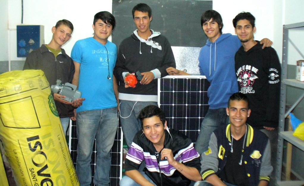 GoodEnergy colaboró junto a Resilient en la comunidad  wichi de Dragones en Salta