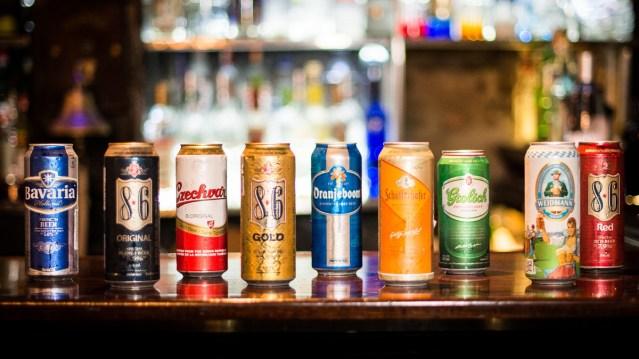 Cervezas importadas se suman a la carta de Portezuelo