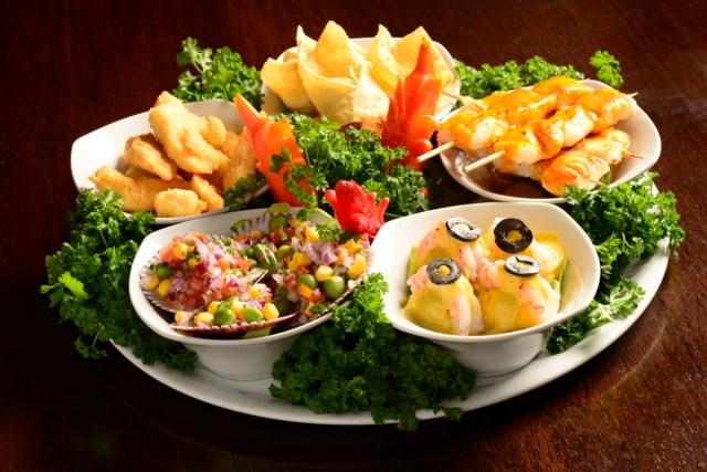La Rosa Náutica: almuerzo peruano para celebrar el Día del Padre