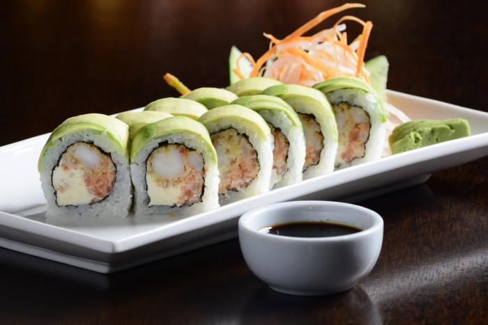 Sushi: la cara nikkei de La Rosa Náutica