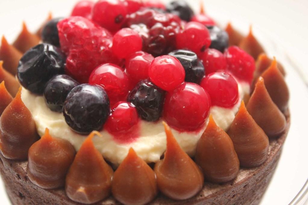 En la semana de la pastelería El Mundo de Loli presenta una nueva delicia