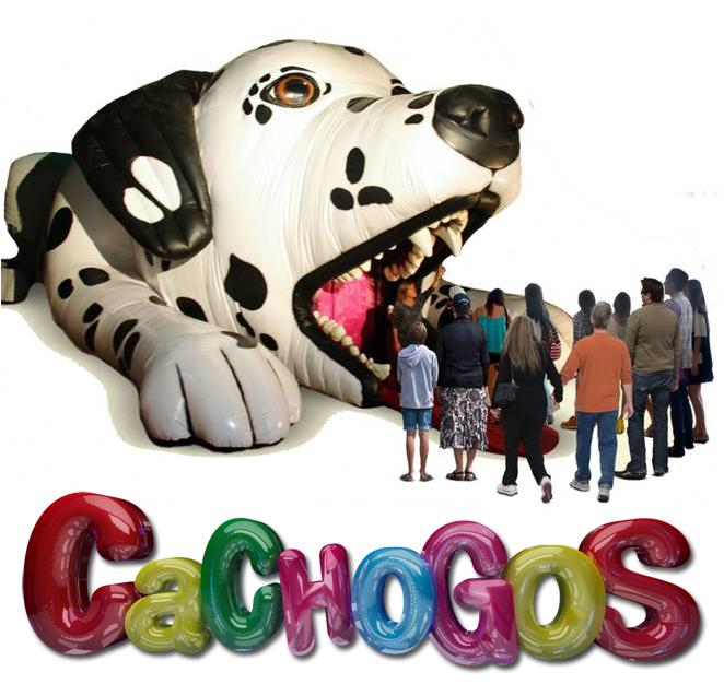 """En estas vacaciones de invierno, llega """"Expo Cachogos"""" al Centro Costa Salguero."""