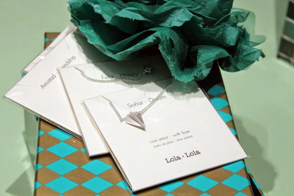 Sorprende a tus invitadas con los diseños Lola Lola