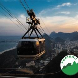 FEMERJ INFORMA – Inauguração do totem de autoatendimento e regras para a descida de bondinho do Morro da Urca.
