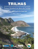 Guia de Trilhas do Parque Estadual da Serra da Tiririca – 2016