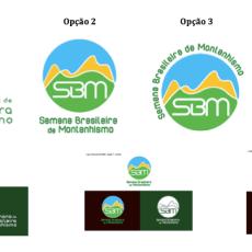 Vote no logo da Semana Brasileira de Montanhismo