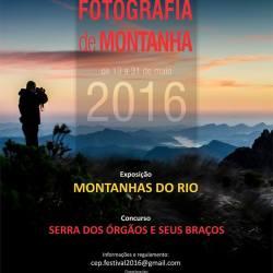 """Concurso fotográfico """"Serra dos Ógãos e seus Braços"""""""
