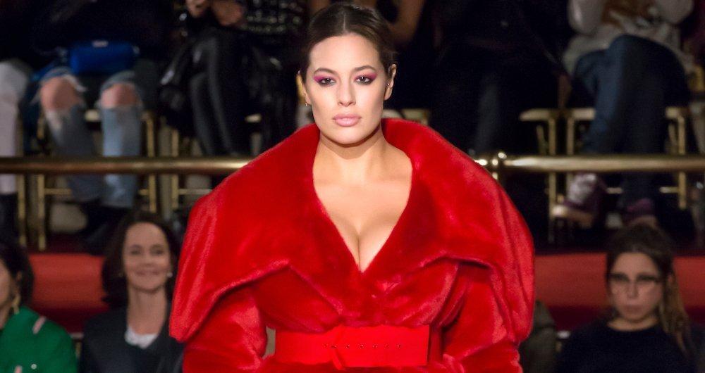 ashley graham plus size fashion