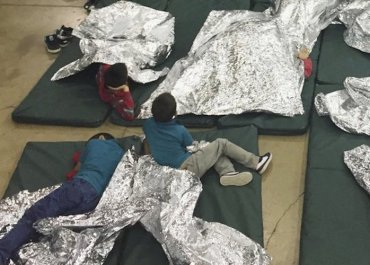 immigrant children detained