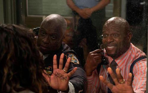 brooklyn 99 rosa in prison