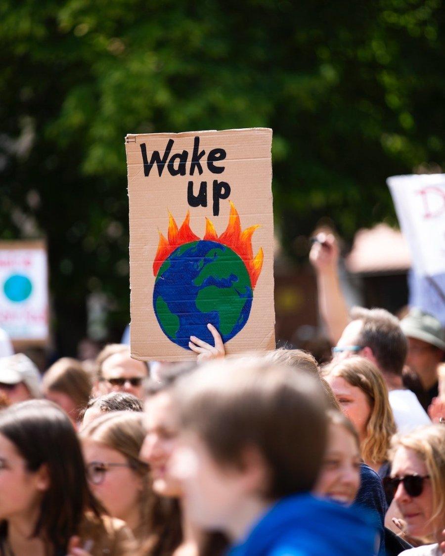 climate change children