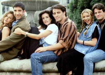 friends problematic