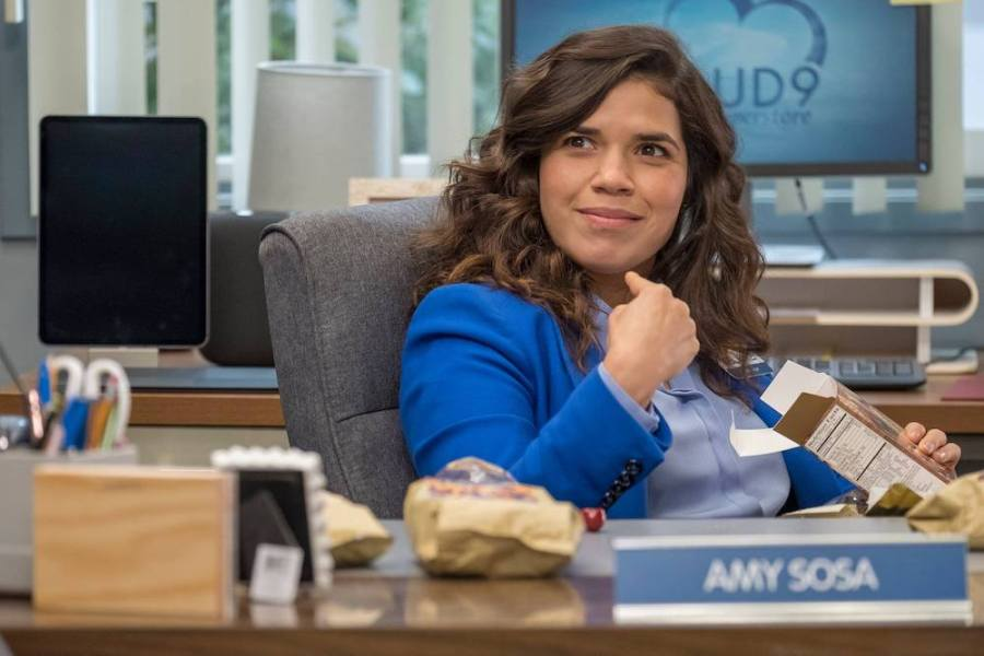 superstore amy america ferrrera