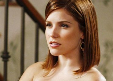 sophia bush one tree hill