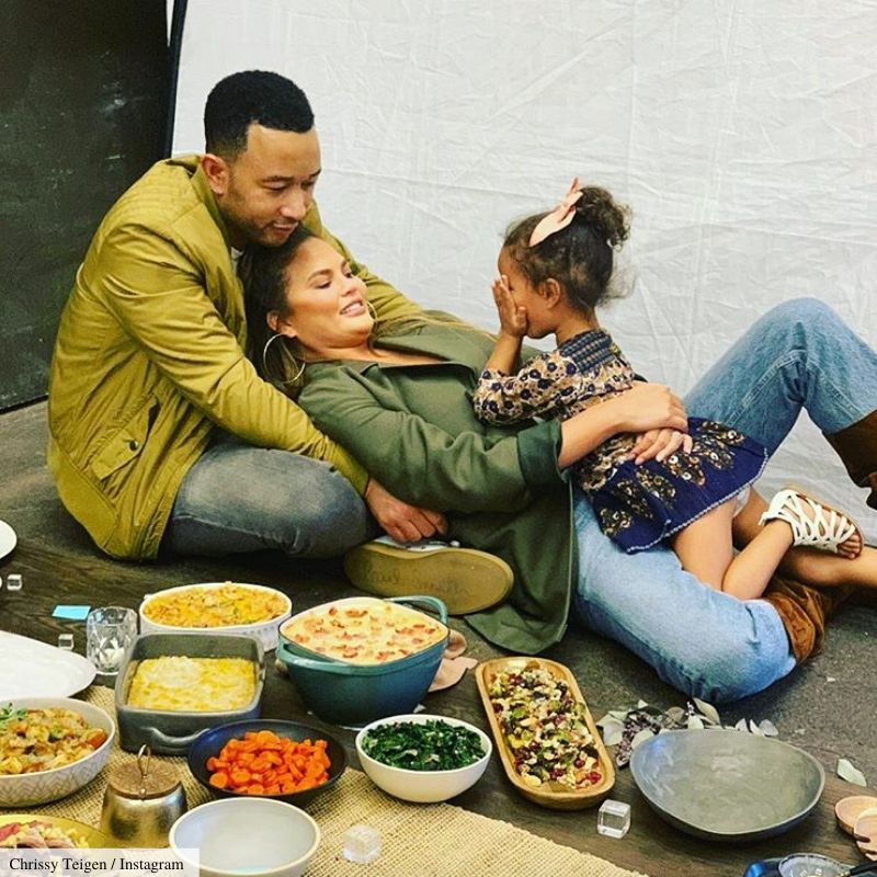chrissy teigen john legend daughter luna