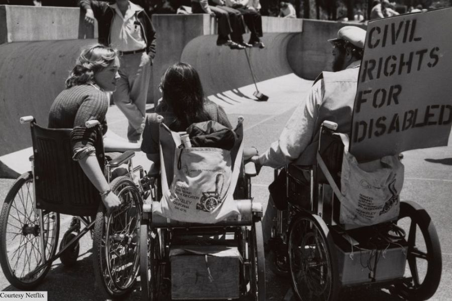 crip camp disability rights documentary
