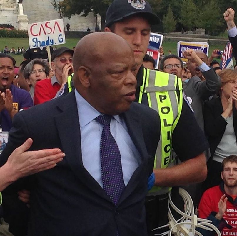 representative john lewis civil rights activist