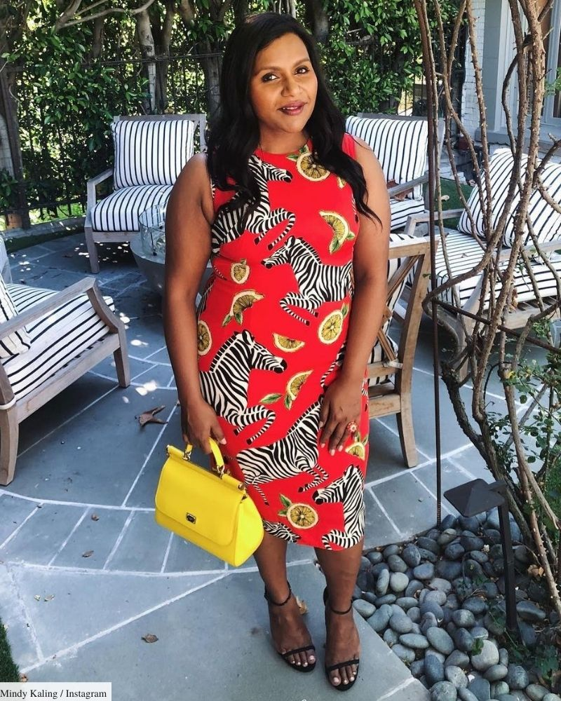 mindy kaling outfits