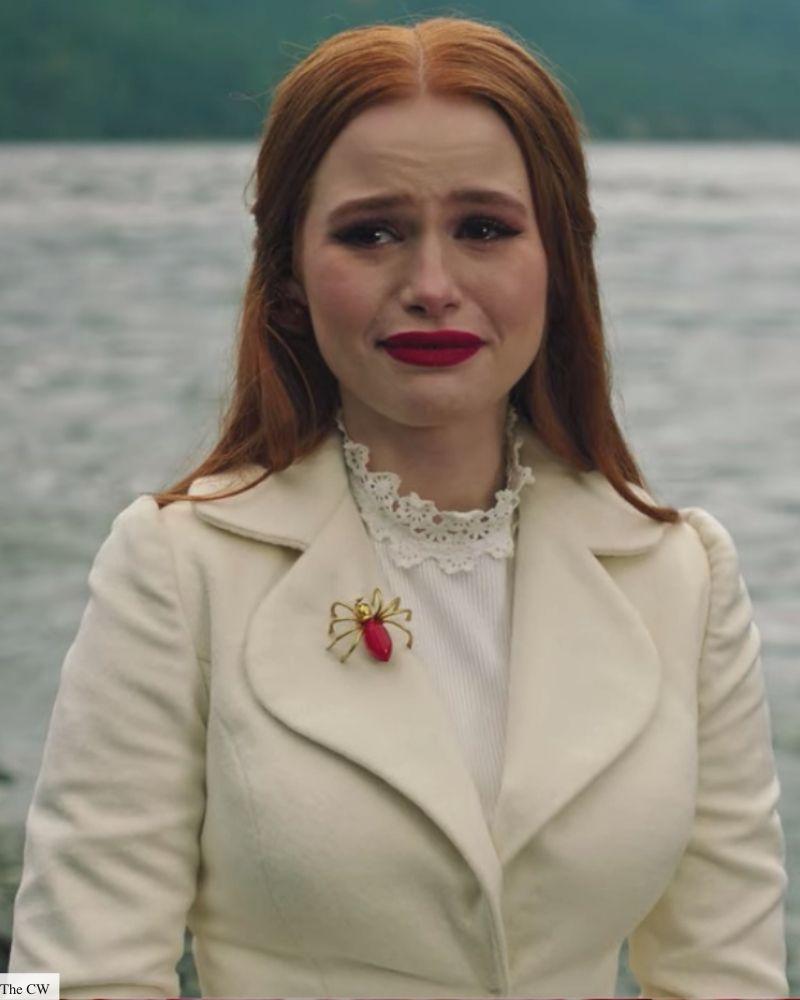 madelaine petsch cheryl blossom actress riverdale
