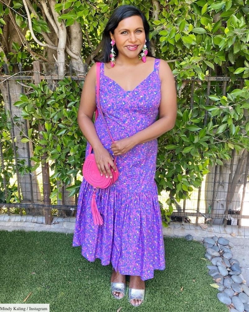 mindy kaling plus size outfits