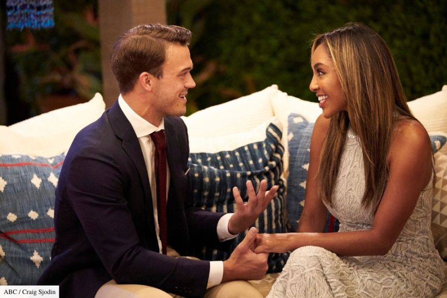 the bachelorette tayshia and ben