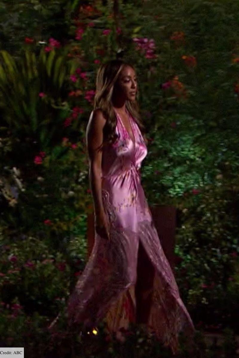 the bachelorette tayshia gowns