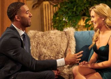 the bachelor matt james likes white women