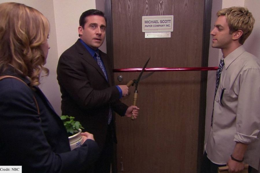 the office michael scott paper company