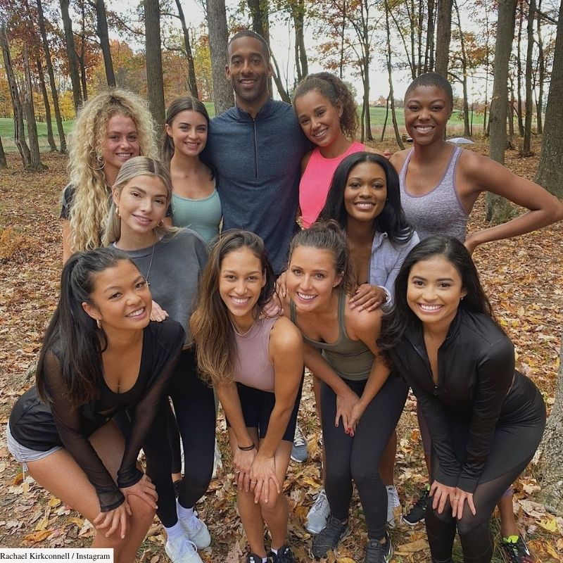 the bachelor racist photos