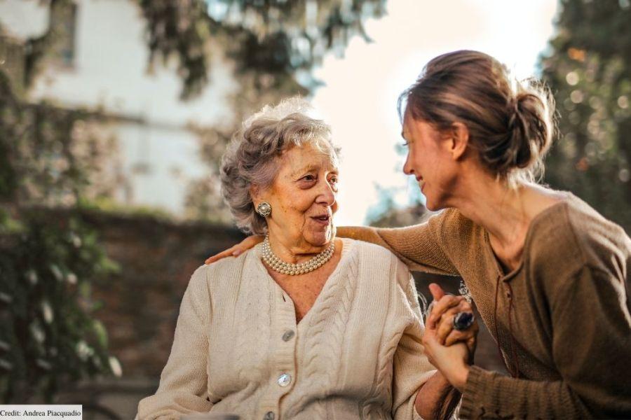 covid elderly mental health