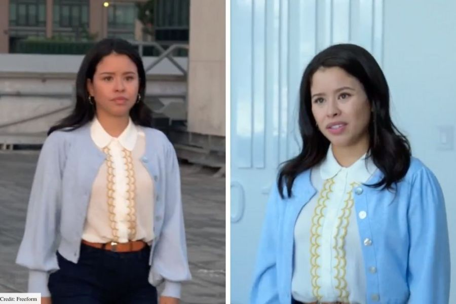 mariana good trouble outfits